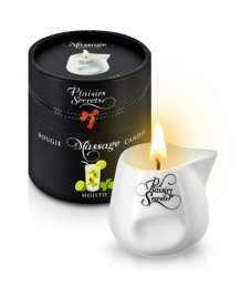 Свеча с массажным маслом Concorde Massage Candle Мохито 80 мл