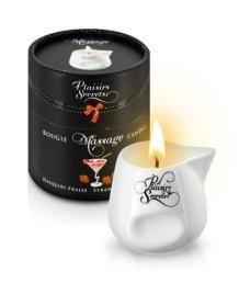 Свеча с массажным маслом Concorde Massage Candle Клубничный Дайкири 80 мл