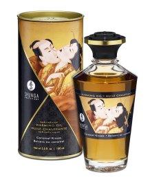 Съедобное массажное масло Shunga Карамельный поцелуй 100мл