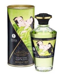 Съедобное массажное масло Shunga Полночный щербет 100мл