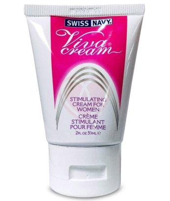 Крем стимулирующий для женщин Swiss Navy VivaCream 59мл