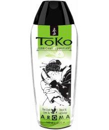 Оральный лубрикант Shunga Toko Aroma Зелёный чай и груша 165мл
