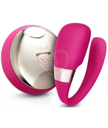 Вибростимулятор для пар LELO Tiani 3 розовый | Купить LELO Tiani 3 | Отзывы Лело Тиани 3