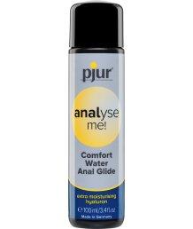 Анальный лубрикант на водной основе Pjur Analyse me Comfort Water Anal Glide 100мл