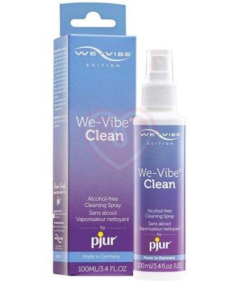 Очищающий антибактериальный спрей Pjur We-Vibe Clean 100 мл