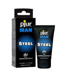 Гель для лучшей эрекции Pjur Man Steel Gel 50 мл
