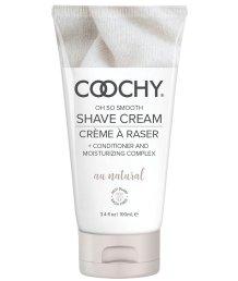 Увлажняющий крем для бритья и душа Coochy Au Natural 100 мл