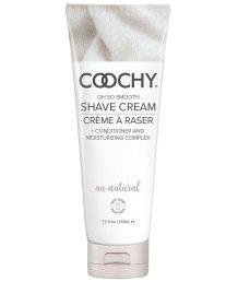 Увлажняющий крем для бритья и душа Coochy Au Natural 213 мл