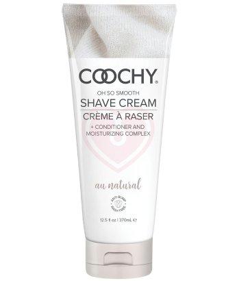 Увлажняющий крем для бритья и душа Coochy Au Natural 370 мл