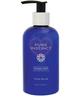 Массажный лосьон для тела с феромонами Pure Instinct 236 мл