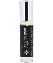 Обогащённое феромонами парфюмерное масло Pure Instinct мужское 10 мл
