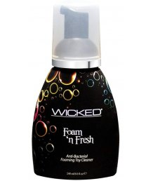 Антибактериальная пенка для игрушек Wicked Foam 'n Fresh 240 мл