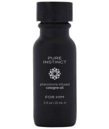 Обогащённое феромонами парфюмерное масло Pure Instinct мужское 15 мл