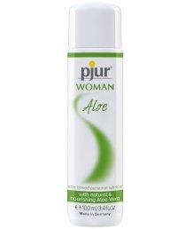 Увлажняющий лубрикант с алоэ Pjur Woman Aloe 100 мл