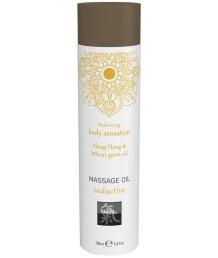 Массажное масло Shiatsu Massage Oil Seductive Иланг-иланг и пшеница 100 мл