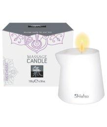 Массажная свеча Shiatsu Massage Candle с ароматом пачули 130 г