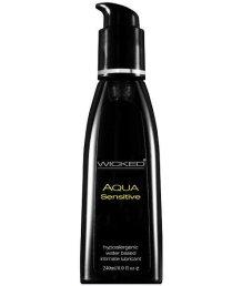 Лубрикант для чувствительной кожи Wicked Aqua Sensitive 240 мл