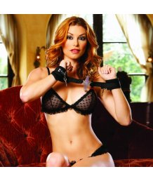 Наручники с присосками Sexy Suction Cuffs