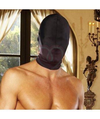 Эластичная маска на лицо Lux Fetish Stretch Hood