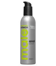 Анальный лубрикант на водной основе Male Cobeco Anal Lubricant 250 мл