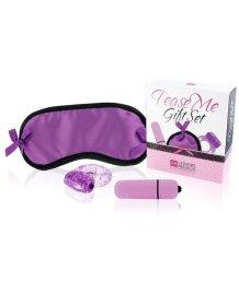 Набор для любовных игр LoversPremium Tease Me Gift Set фиолетовый
