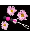 Вагинальные шарики на магнитах Gvibe Geisha Balls Magnetic
