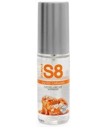 Вкусовой лубрикант Stimul8 Солёная карамель 50 мл