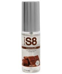 Вкусовой лубрикант Stimul8 Шоколад 50 мл