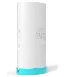 Мастурбатор в эластичном корпусе с вибрацией Sensetube белый