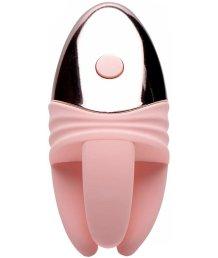 Маленький клиторальный стимулятор Vibrassage Caress Inmi розовый