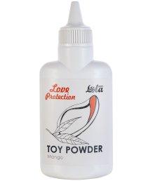 Пудра для игрушек ароматизированная Love Protection Манго 30 г