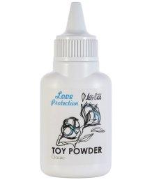 Пудра для игрушек Love Protection Classic 15 г