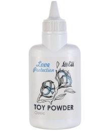 Пудра для игрушек Love Protection Classic 30 г