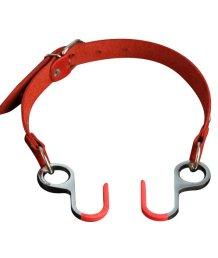 Расширитель для рта с крючками Sitabella красный