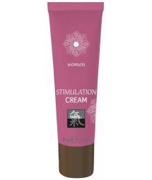 Возбуждающий крем для женщин Shiatsu Stimulation Cream 30 мл