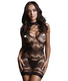 Кружевное платье Le Desir с соблазнительным декольте