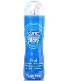 Гель-смазка длительного действия Durex Play Feel водная 50 мл