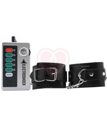 Наручники с электростимуляцией Shots Electo Handcuffs