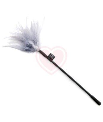 Ласкающая палочка с перьями '50 оттенков серого' Tease Feather Tickler