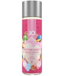 Съедобный лубрикант System JO H2O Candy Shop Сахарная вата 60 мл