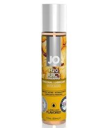 Съедобный лубрикант System JO H2O Flavored Juicy Pineapple с ароматом Ананас 30 мл