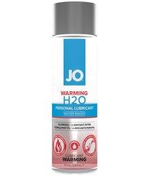 Возбуждающий лубрикант на водной основе System JO H2O Warming 240 мл