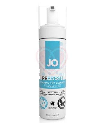 Очищающее средство для игрушек JO Unscented Anti-bacterial Toy Cleaner 207мл