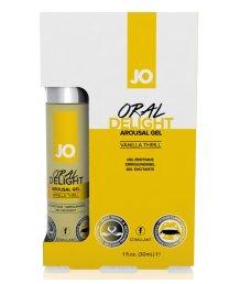 Лубрикант для оральных ласк Oral Delight Vanilla Thrill ванильный 30мл