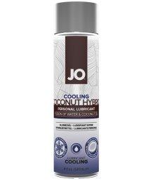 Охлаждающий лубрикант с кокосовым маслом System JO Hybrid Lubricant Cooling 120мл