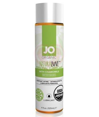 Органический водный лубрикант с экстрактом ромашки System JO Naturalove Organic 120 мл