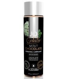Съедобный лубрикант System JO H2O Flavored Gelato мятный шоколад 120 мл
