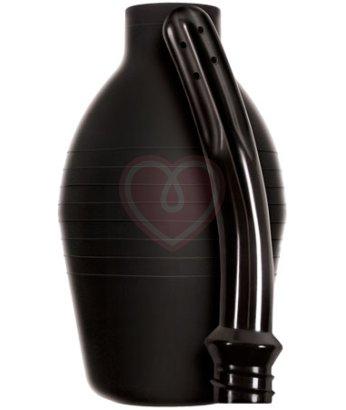 Анальный душ Renegade Body Cleanser чёрный