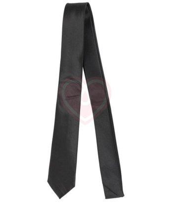 Лента в виде галстука для бондажа Ouch! Tie Me Up черная