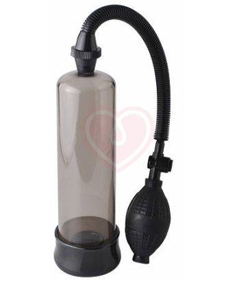 Помпа мужская Beginner's Power Pump чёрная